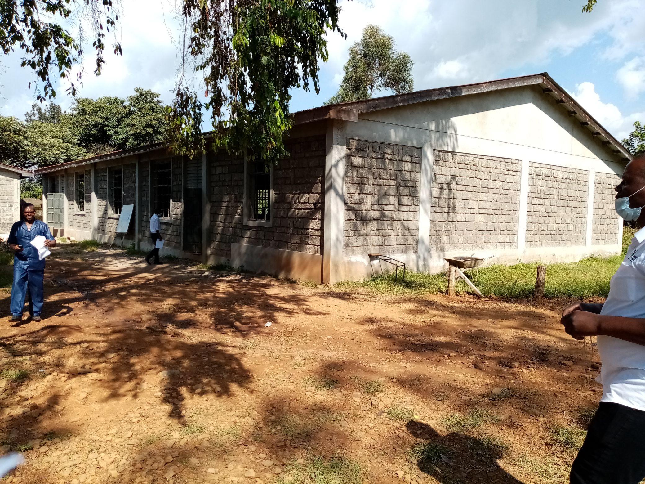 Bugina Secondary School